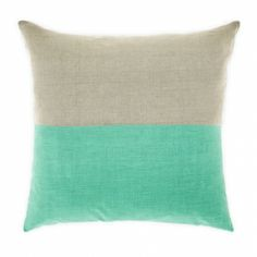 Dipped mint cushion - hardtofind.