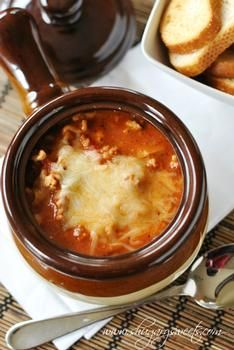 Lasagna Soup - Recipes | Riverbender.com