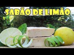 Sabão de limão: Aqui está uma maneira rápida e fácil de limpar o seu fogão e panelas!