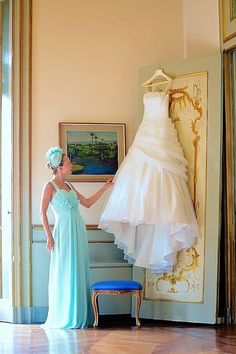 abiti da sposa colorati Tiffany Couture 2016