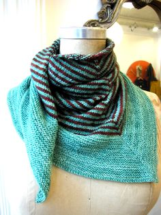 soho scarf from the knit cafe