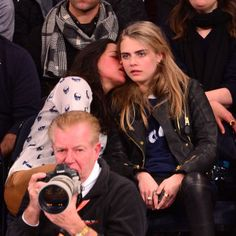 Cara Delevingne and Michelle Rodriguez Dating Confirmed