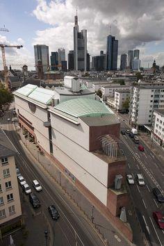 Museum Moderne Kuenste, Frankfurt