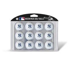 New York Yankees MLB Dozen Ball Pack