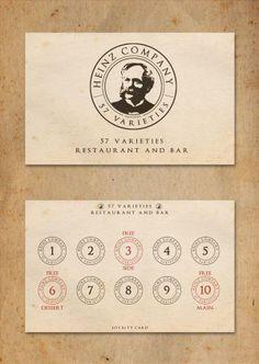 Absurd Heinz Rebrand by Tom Green, via Behance