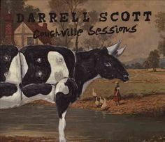 Darrell Scott - Couchville Sessions, Red