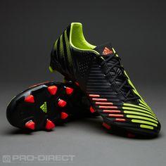 half off 5e139 4fe82 adidas Predator LZ TRX FG Limited Edition Boots - Black