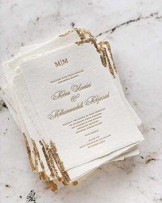 Handmade Wedding Invitations, Gold Invitations, Wedding Invitation Design, Wedding Stationary, Invitation Ideas, Italian Wedding Invitations, Foil Wedding Stationery, Scroll Wedding Invitations, Vintage Invitations