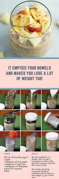 It Empties Your Bowels And Makes You Lose a Lot of Weight Too!