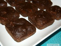 Get this entire list of Paleo brownie recipes here. Includes no-bake, lemon-flavored and icing-coated brownies! Brownie Recipes, Paleo Recipes, Real Food Recipes, Yummy Food, Delicious Recipes, Tasty, Paleo Dessert, Healthy Sweets, Dessert Recipes