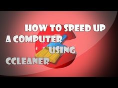 Clean your pc fast for free with ccleaner. - YouTube