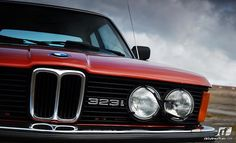 BMW 323i 1981 by Driving-fun.com, via Flickr
