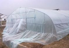 Exactly how Plastic sheeting can spare your life during an emergency scenario. Greenhouse Film, Plastic Film, Bed Pillows, Pillow Cases, How To Plan, Projects, Home, Garden, Diy