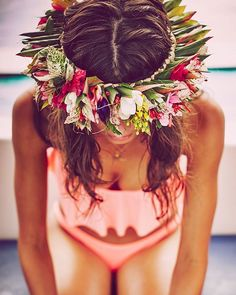Sending Tahitian vibes for the new year.  #OwnTheBeach