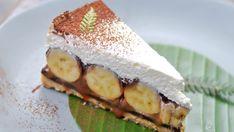 Banoffee írsky koláč | Recepty.sk Torta Banoffee, Cupcake Cakes, Cupcakes, Pavlova, Food Photo, Camembert Cheese, Cheesecake, Tiramisu, Pie