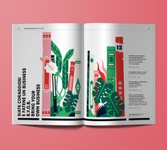 """Check out this @Behance project: """"Illustratore Italiano No.5 - Cover story illustrations"""" https://www.behance.net/gallery/51137671/Illustratore-Italiano-No5-Cover-story-illustrations"""