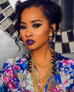 "944d18161d174  Pic  Love   Hip Hop Atlanta s Tammy Rivera Rejects ""Good Hair"" With an  Afro Reveal"