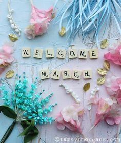 Welcome March Quotes And Sayings Welcome March Quotes and Sayings Hello March Wallpaper Related Hello March Images, Hello March Quotes, Month Of March Quotes, Seasons Months, Months In A Year, Neuer Monat, Crayon Days, Feeds Instagram, International Day Of Happiness