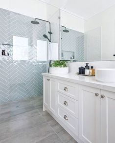 Home Interior Bathroom .Home Interior Bathroom Hampton Style Bathrooms, Chic Bathrooms, Amazing Bathrooms, Modern Bathroom, Small Bathroom Tiles, Ensuite Bathrooms, Bathroom Renos, Bathroom Flooring, Bathroom Interior