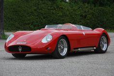 Classic Car News – Classic Car News Pics And Videos From Around The World Maserati, Bugatti, Ferrari, Old Sports Cars, Sport Cars, Classic Trucks, Classic Cars, Cars Uk, Top Cars