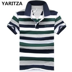 5b421f5af6b5 Buy from us Men s Style Polo Shirts Summer spring A cotton Casual Striped  Slim. Get a discount for the entire collection Men s Style Polo Shirts .