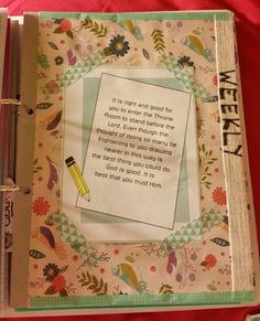 My Intentional Prayer Journal is up and running. I started it this morning and spent some time after work making it purrrrdy!   #Prayer #PraisingJesus #Lord #Jesus #JesusChrist #Journaling #prayerjournaling #praying #Intentional