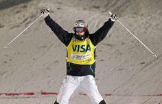 Mikael Kingsbury - 2014 FIS Freestyle Ski World Cup Mogul Competition