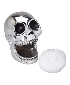 Take a look at this Bone Collector Scrubby Holder by Boston Warehouse on #zulily today!