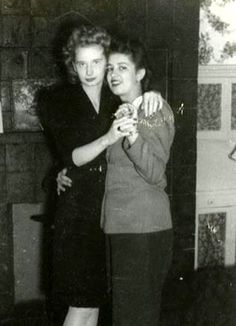 Homo History: Vintage Gay and Lesbian Couples