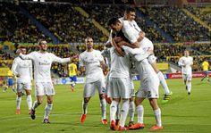 Vídeo goles UD Las Palmas 1 - Real Madrid  2 vídeo: Injusta derrota de La UD Las Palmas ante el Real  Madrid