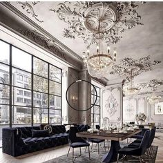 """M.Jannet.J. on Instagram: """"WALLS CEILINGS AND FLOORS- absolutely love the handcrafted floral detail on the walls and floor if going for a luxury rich look in your…"""""""