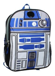 5cd83b1e0d1f Star Wars R2D2 Backpack - Kids. Kids BackpacksSchool BackpacksSewing  TutorialsDisney ...