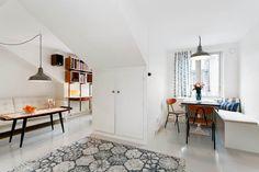 La maison d'Anna G.: 35 m2