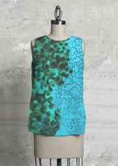 splash 7 sleeveless top: What a beautiful product!