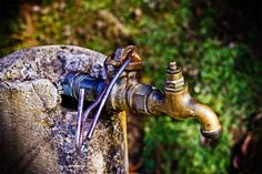STAND PIPE... as we Trinidadians call them, provide not only water to a community but a meeting place too. It's the water cooler of the West Indies.