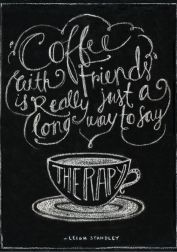 Coffee Therapy Card