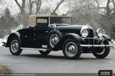 1929 Auburn 8-90 Cabriolet