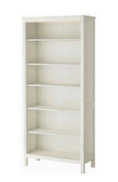 Ikea Hemnes 150 Salon Bookcase Bookshelves White