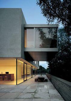 Nordrhein-Westfalen House, Germany (1999-2003) | John Pawson