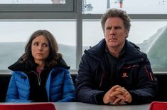 Will Ferrell's 'Downhill' is like a feature-length AITA post Will Ferrell and Julia Louis-Dreyfus' Downhill isn't based on a true story — it's an English-language remake of the 2014 Swedish dramedy Force Majeure. If you've spent any time at… Julia Louis Dreyfus, Will Ferrell, Girl Meets World, Cartoon Network Adventure Time, Tina Fey, Icarly, Hannah Montana, Top Movies, Drama Movies
