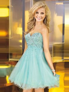 2014 Style A-line Sweetheart Beading Homecoming Dresses/Cocktail Dresses #GC731  http://www.beckydress.com/2014-style-a-line-sweetheart-beading-homecoming-dresses-cocktail-dresses-gc731.html