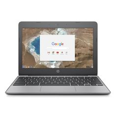 HP Chromebook Chromebook - 1366 x 768 - Celeron - 4 Touch Screen Laptop, Keyboard Typing, Hp Spectre, Thing 1, Intel Processors, 4gb Ram, Chromebook, Card Reader, Online Work