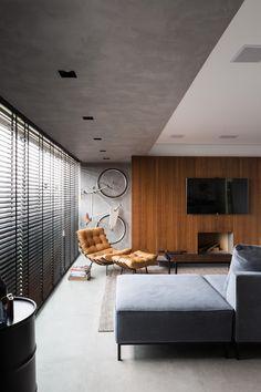 Imagem 1 de 21 da galeria de Apartamento JB / AMBIDESTRO. Fotografia de Marcelo Donadussi
