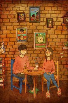 First date ☺️