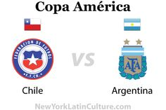 Copa América Chile 2015 ~ June 11 - July 4, 2015