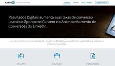 Como fazer anúncios no #LinkedIn O passo-a-passo completo - Resultados Digitais