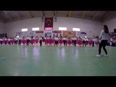 1/D Sınıfı 23 Nisan Gösterisi (21.04.2017) - YouTube