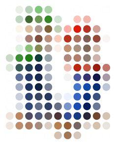 "Mario and Luigi - Minimalist Print - 24"" x 30"". $10.00, via Etsy."