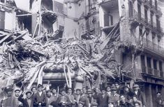 bombas en madrid