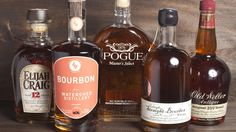 Ten best bourbons: Top bottles of the all-American whiskey